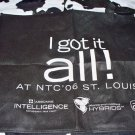 Arbonne TOTE BAG '06 St. Louis Convention SHOPPING Bag