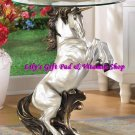 "UNICORN ACCENT TABLE Night Stand End Table FAIRYTALE Decor 25.5"" Tall (#12260)"