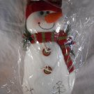 CHRISTMAS Plush SNOWMAN Holidays Decor Snow Man (#39130)