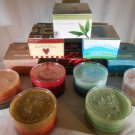 Mia Bella Scented CANDLES Multi Layered Various Scents ALL NATURAL WAX CANDLE