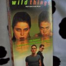 WILD THINGS Kevin Bacon Matt Damon Neve Campbell VHS