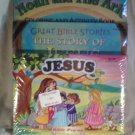 BIBLICAL Activity BOOKS For Children Set Of 4, Coloring Book Story Book (#37695)
