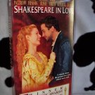 SHAKESPEARE IN LOVE Gwyneth Paltrow Ben Affleck VHS