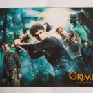 GRIMM Collector Card PROMO #4 by Breygent SDCC EXCLUSIVE  2013 Comic Con