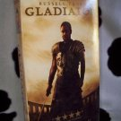 GLADIATOR Russell Crowe Joaquin Phoenix VHS MOVIE