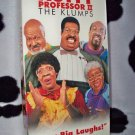 NUTTY PROFESSOR II THE KLUMPS Eddie Murphy VHS MOVIE