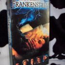 Mary Shelley's FRANKENSTEIN Robert De Niro VHS MOVIE