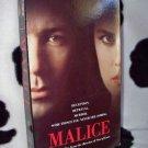MALICE Alec Baldwin Nicole Kidman VHS MOVIE