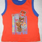 BOYS Orange Tank Top SCOOBY DOO Shirt 2T TODDLER Kids Clothes CARTOON NETWORK