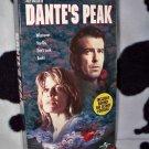 DANTE'S PEAK Pierce Brosnan Linda Hamilton VHS MOVIE
