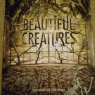 BEAUTIFUL CREATURES 11 x 17 POSTER Signed By Authors MARGARET STOHL TAMI GARCIA