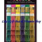 INCENSE Stick Pack Retail Display 48 Packs 6 Different Scents (#37768)