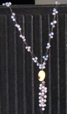 Necklace-blue-acai-with seed