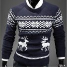 Men's Fashion Slim Fit Sweater