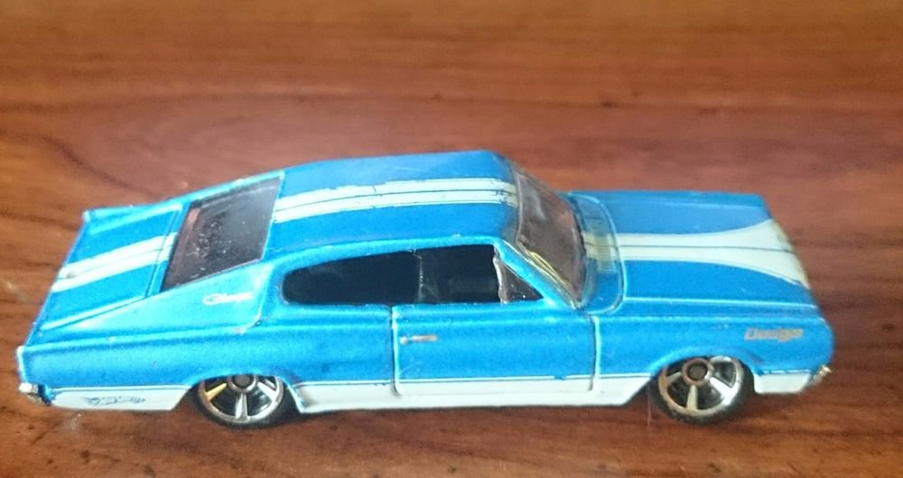 Hot Wheel 1967 Dodge Charger
