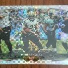 2014 TOPPS CHROME PULSAR REFRACTORS #16 PIERRE THOMAS New Orleans Saints