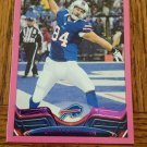 2013 Topps Pink Border #279 Scott Chandler #d /399 Buffalo Bills