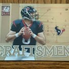 2011 Donruss Elite Craftsman #18 Matt Schaub #d 583/999 Houston Texans