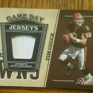 2004 Donrus Playoff Prestige Game Day Jerseys #GJ-26 Tim Couch