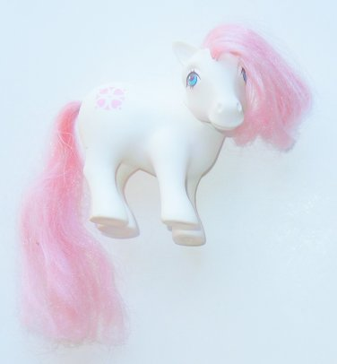 1983 Hasbro G1 My Little Pony MLP Earth Pony Sundance