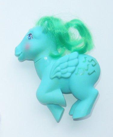 1983 Hasbro My Little Pony G1 MLP Pegasus Medley Loose Used