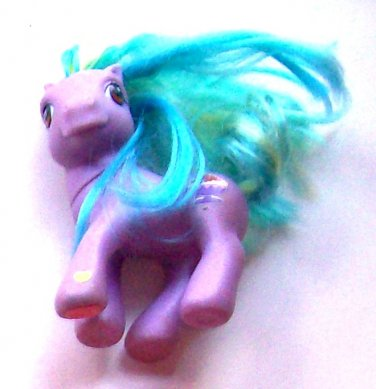 2002 Hasbro My Little Pony G3 Ice Cream Sundae Pony