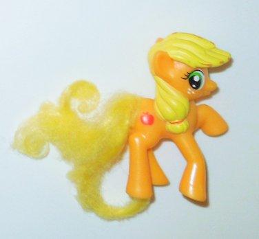 2011 Hasbro McDonald's My Little Pony Happy Meal #3 Apple Jack