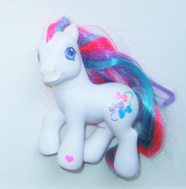 2005 Hasbro My Little Pony G3 MLP Dazzle Bright Bowtie