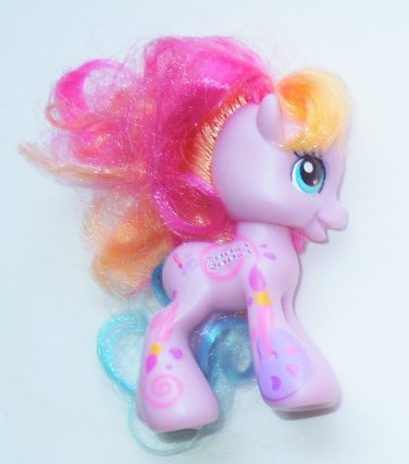 2009 Hasbro My Little Pony G3.5 MLP TAF Toola-Roola