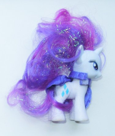 "2010 Hasbro My Little Pony G3.5 MLP 2"" Rarity"
