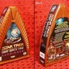 EMPTY BOX Deep Space 9 Game Harbinger