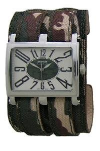 EOS Trendsetter Watch in Camouflage