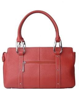 Alexandra Jordan Designer Large Leather Tote