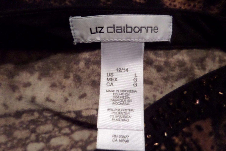 Women's Top size 12/14 by Liz Claiborne