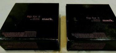 Avon Mark Flip For it Color Kit London Lot (2)