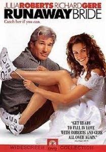 Runaway Bride (DVD, 2000, Widescreen)