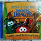 Veggie Tales Songs From sock Drawer CD - (SEALED)