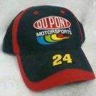 Jeff Gordon DuPont Motorsports 24 Hat NASCAR
