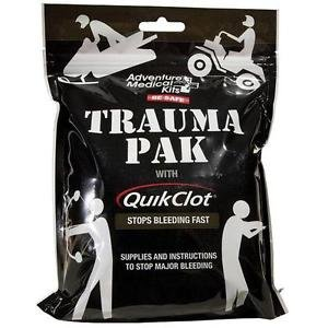 Trauma Pak w/QuikClot
