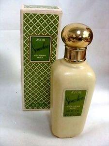 Avon Somewhere Womens Cologne Mist  Fragrance 3 oz. Empty