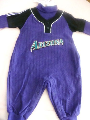 NWT ARIZONA DIAMOMDBACKS BABY UNIFORM JERSEY 3-6 MONTHS