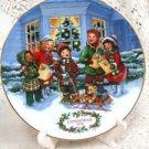 Avon Perfect Harmony 1991 Christmas Plate