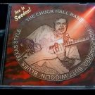 The Chuck Hall Band Live in Sweden Blues Texas Style CD