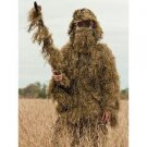 Ghillie Suit, 5-Piece, Desert, Medium/Large