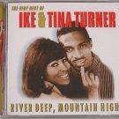 Very Best of Ike & Tina Turner [Prism Platinum] by Ike & Tina Turner (CD,...