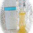 Avon Opalique Candlestick  Charisma Cologne Decanter 5 fl. oz.