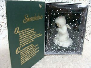 Winter Tales of Snowbabies  Now I Lay Me Down to Sleep Figurine