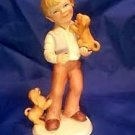 Avon Best Friends Porcelain Figurine - (NICE)