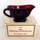 Avon Cape Cod Red Footed Sauce Boat