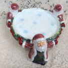 Christmas Colonial Cape Cod Candle Holder